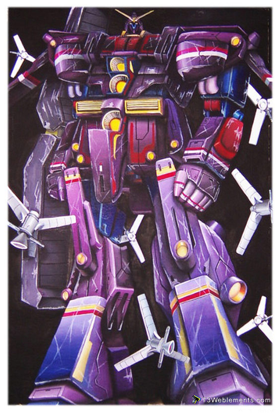 Psycho Gundam mkll_3114826139_l